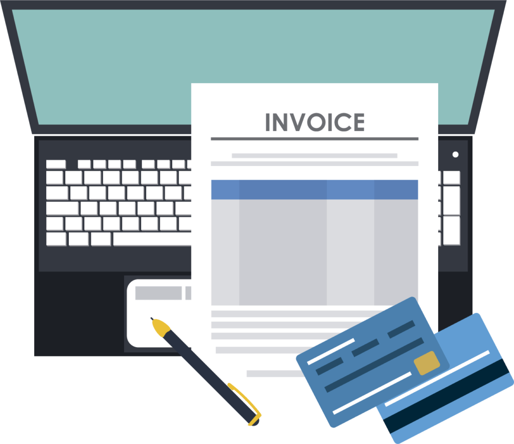 Plano técnico factura de venta